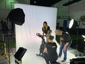 mobile photographic studio